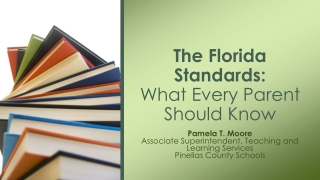 The Florida Standards: What Every Parent Should Know