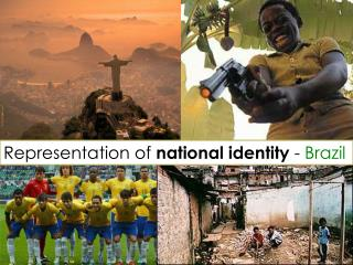 Representation of  national identity  -  Brazil