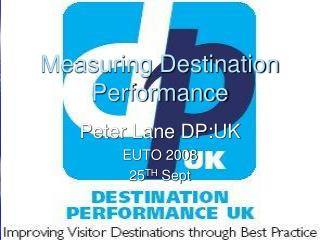 Measuring Destination Performance