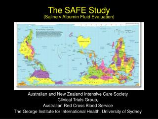 The SAFE Study (Saline v Albumin Fluid Evaluation)