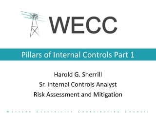 Internal Controls Awareness Course