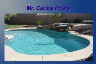 Mr Carlos Pools