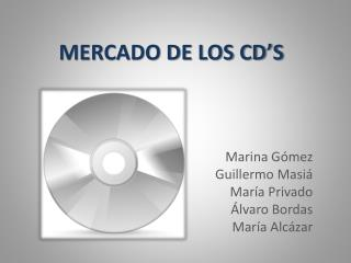 MERCADO DE LOS CD'S