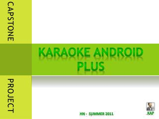 KARAOKE ANDROID PLUS