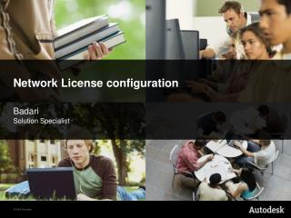 Network License configuration