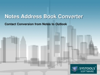 Convert names.nsf to Outlook Free