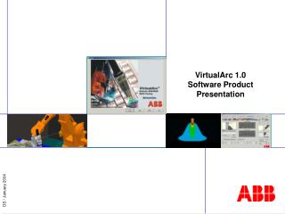 VirtualArc 1.0 Software Product Presentation
