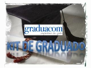 Kit de Graduado