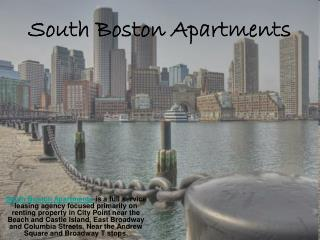 South Boston Apartments