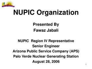 NUPIC Organization