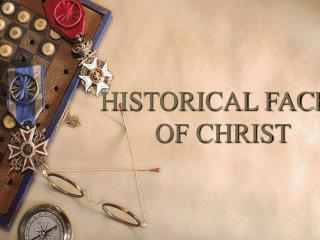 HISTORICAL FACES  OF CHRIST