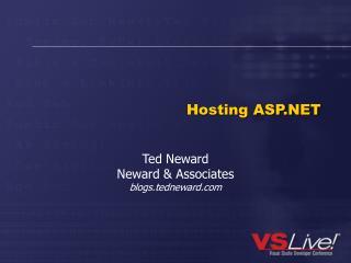 Hosting ASP.NET