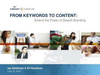 FROM KEYWORDS TO CONTENT: