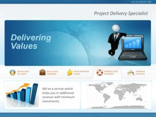 Project Delivery Specialist