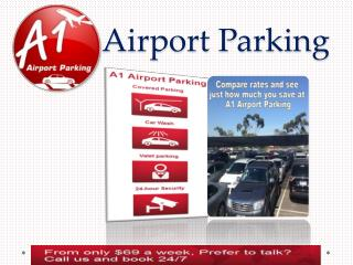 Short Term Tullamarine Airport Parking Service