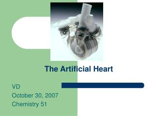 The Artificial Heart