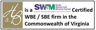 i s a                              Certified WBE / SBE firm in the Commonwealth of Virginia