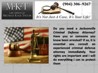 Criminal Defense Attorney Jacksonville FL Are in Great Deman