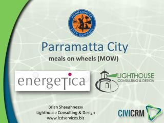Parramatta City