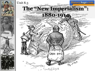 """The """"New Imperialism"""": 1880-1914"""