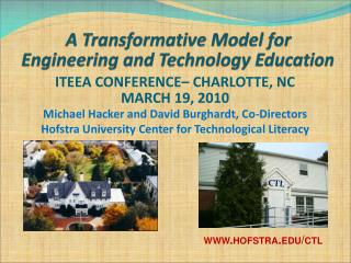 A Transformative Model for Engineering and Technology Education