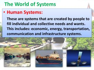 The World of Systems