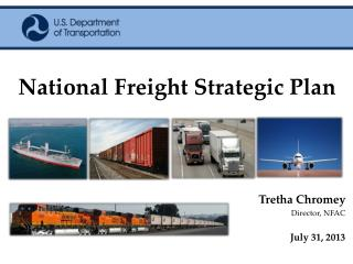 National Freight Strategic Plan