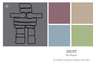 INUIT 'The People""