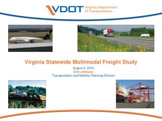 Virginia Statewide Multimodal Freight Study