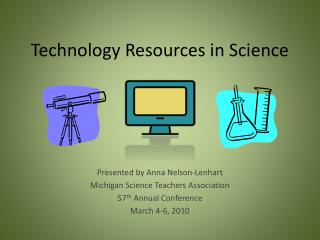 Technology Resources in Science
