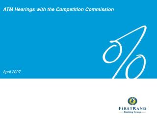 ATM Hearings with the Competition Commission