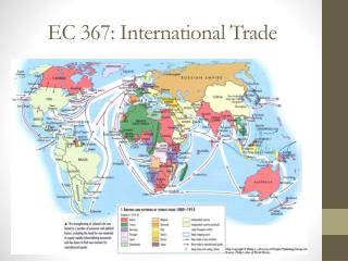 EC 367: International Trade