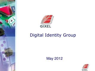 Digital  Identity  Group