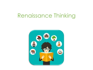Renaissance Thinking
