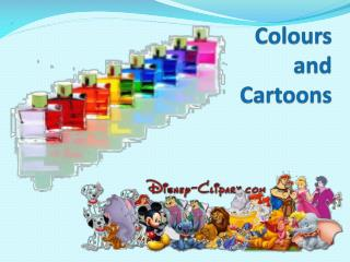Colours  and  Cartoons