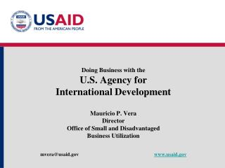 USAID's Mission