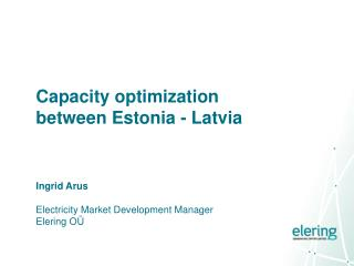 Capacity optimization  designed model for SESAM