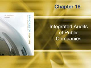Integrated Audits of Public Companies