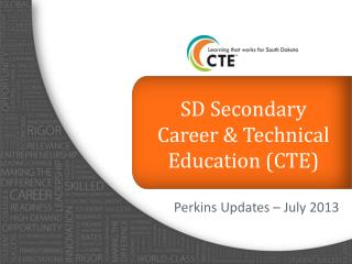 SD Secondary  Career & Technical Education (CTE)