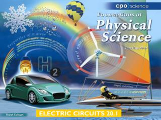 ELECTRIC CIRCUITS 20.1