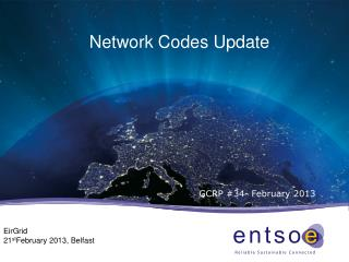 Network Codes Update