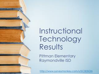 Instructional Technology Results