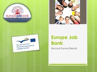 Europe Job Bank
