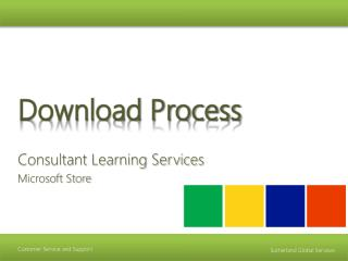 Download Process