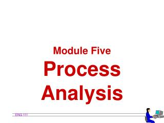 Module Five Process Analysis