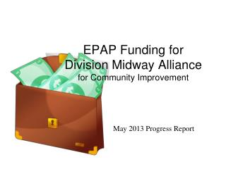EPAP Funding for Division Midway Alliance for Community Improvement