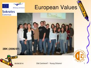 European Values