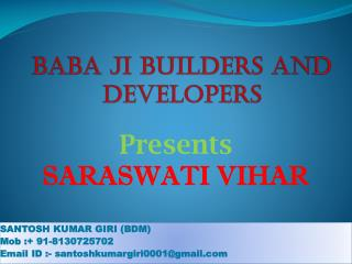 BABA JI BUILDERS AND DEVELOPERS