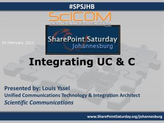 Integrating UC & C