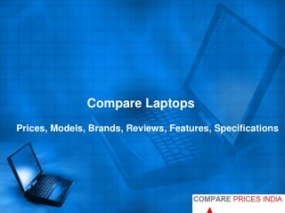 Laptop Prices In India